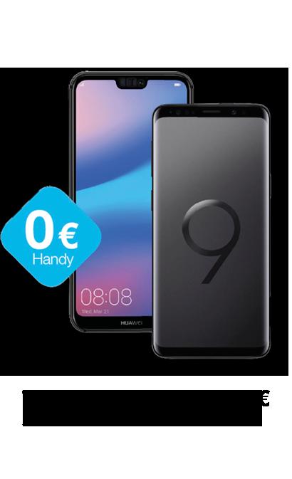 top smartphones um 0€